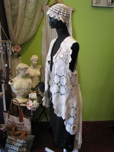 GYPSY PEARL Victorian style bustle frock coat by anniebDesignz, $180.00