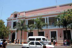 Merida, Provinzhauptstadt