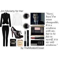 Sherlock - Jim Moriarty for Her
