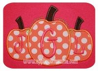 Halloween Applique Designs