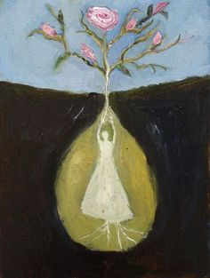 Seed by EverywomanArt, Jeanie Tomanek.