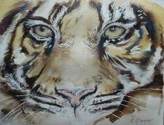 Tiger - Nadia Baumgart