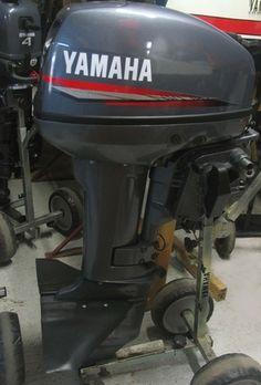 Yamaha - 15hp 2 stroke
