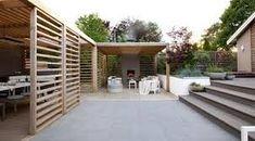 Bygg terrasse - alt du trenger å vite - Byggmakker Sloped Backyard, Backyard Landscaping, Outdoor Spaces, Outdoor Living, Outdoor Decor, Small Gardens, Outdoor Gardens, Diy Coffee Table Plans, Summer Cabins