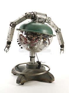 Hero Webber Robot from Flubber