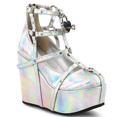 Demonia Cage-Booties Poison-25-2 silber holo Gr. 36 Highe... https://www.amazon.de/dp/B01N30JA3S/ref=cm_sw_r_pi_dp_x_yzNBzbPY6TZGZ