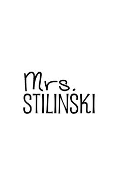 Mrs. Stilinski
