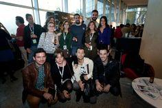 Parte de nuestro equipo de gestión de proyectos, #UX y comunicación en la última edición del #EEC13