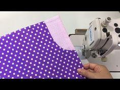 Yeni başlayanlar için dikiş tekniği: temel dikiş ipuçları ve püf noktaları - YouTube Sewing Hacks, Sewing Tutorials, Sewing Crafts, Sewing Tips, Techniques Couture, Sewing Techniques, Barbie Clothes, Sewing Clothes, Sewing Stitches