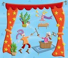 Cuentos y obras de teatro para representar, de Titerenet   Muchas obras de Teatro Infantil, de Pacomova   8 Obras de Teatro cortas inf...