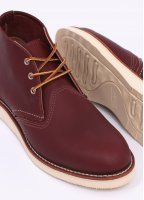 Red Wing Shoes Work Chukka - Copper #triads