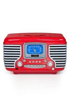 Crosley Radio 'Corsair' Clock Radio available at #Nordstrom