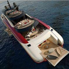 Yacht goals