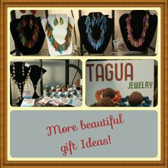 Feel beautiful inside and out with Fair Trade Jewelry.  Your purchase makes a difference.