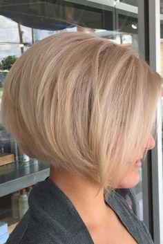 Nouvelle Tendance Coiffures Pour Femme 2017 / 2018 21 Des coiffures courtes étonnantes et insensées pour les cheveux fins qui sont trop mignonnes pour les mots