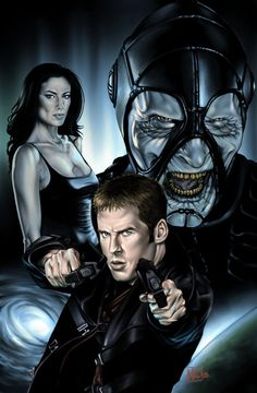 Farscape by MDiPascale.deviantart.com on @deviantART