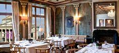 Inside #Spatenhaus restaurant upper floor.  Great bavarian and austrian food across the street from the #opera house in #munich