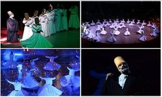In photos: Turkey commemorates Rumi with 'Night of Union' ceremony in Konya