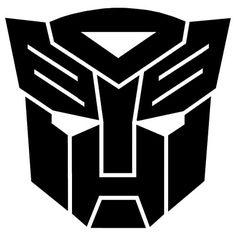 Vinyl: Transformers Autobots Logo @ Vinyl Expressions 4 U Transformer Logo, Transformer Birthday, Stickers Moto, Car Decals, Vinyl Decals, Wall Vinyl, Wall Decal, Tatoo Dog, Transformers Birthday Parties