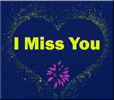 I Miss You Animated GIF Images