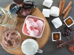 The holiday entertaining experts at HGTV.com share three very different homemade hot chocolate recipes.