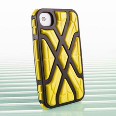 The G-Form Yellow X-Protect iPhone 4 Case for Apple iPhone 4 & 4s is peace of mind for your portable device. Just $29.99!
