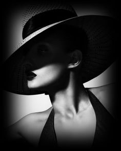 Black and White My favorite fashion photo