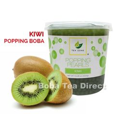 Kiwi TeaZone Popping Pearls GOURMET-Series (7-lbs) http://www.bobateadirect.com/kiwi-teazone-popping-pearls-gourmet-series-7-lbs.html #PoppingBoba #BurstingBoba #bobateadirect