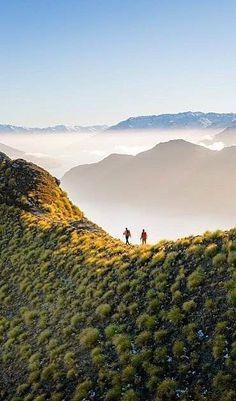Hiking   Adventure backpacking through Wanderlust Land