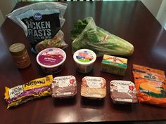 Check out Gretchen's $35 grocery shopping trip and menu plan!