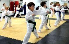 Martial: Beginning Taekwondo- December- Monday Aurora, Colorado  #Kids #Events