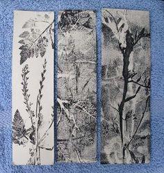 field and hedgerow mono print Collagraph, Cyanotype, Gelli Printing, Art Textile, A Level Art, Plate Art, Illustration, Nature Prints, Mondrian