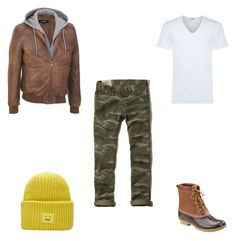 """""""No.2"""" by erikp ❤ liked on Polyvore featuring L.L.Bean, Hollister Co., Zimmerli, Acne Studios, men's fashion and menswear"""
