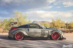 Widebody Nissan 350Z-2