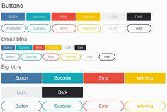 SkyBlue – CSS framework (made with SASS)