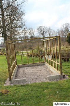 växthus,trädgård,gamla fönster,återbruk,odla