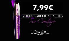 Maquillage pas cher de marque L'oréal et Gemey Maybelline, Parfum et cosmétique à prix discount