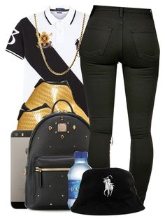 """""""Ralph ."""" by reese123 ❤ liked on Polyvore featuring Polo Ralph Lauren and MCM"""
