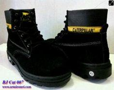 Sepatu Boots Caterpilar Safety