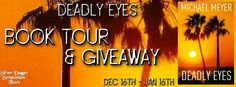 Deadly Eyes: A Caribbean Murder Mystery by Michael Meyer Genre: Murder Mystery, Thriller Romance, mystery, and murder in the Caribbean… When Cuff and Rosie, laid-back lovers on their idyllic …