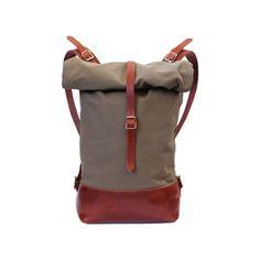 Inspiración mochila rolltop