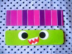La Vida lalala...: DIY para hacer con niños y adolescentes: marcalibros!