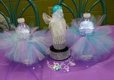 Diamonds  Are a Girls Best Friend Baby Shower Party Ideas | Photo 1 of 11