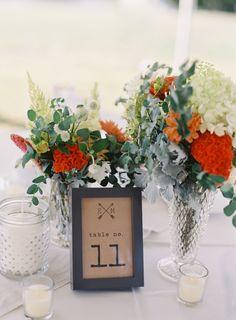 Floral Design: Butterkup Flowers - http://www.stylemepretty.com/portfolio/butterkup-flowers Wedding Venue: Woodlawn Farm - http://www.stylemepretty.com/portfolio/woodlawn-farm Photography: Vicki Grafton Photography - http://www.stylemepretty.com/portfolio/vicki-grafton-photography   Read More on SMP: http://www.stylemepretty.com/2015/05/11/summertime-waterfront-wedding-in-maryland/