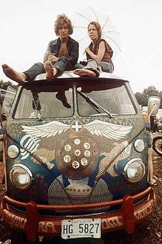 Woodstock 1969  - I was 5