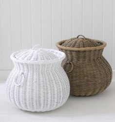 Ali Baba Baskets from Peacock Blue