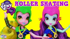My Little Pony Equestria Girls Roller Skating Shadowbolts