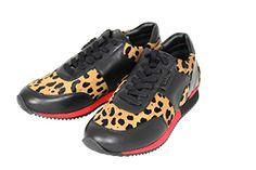 Karl Lagerfeld Schuhe Damenschuhe Shoe Sneaker 47KW Leo Look - http://on-line-kaufen.de/karl-lagerfeld-4/karl-lagerfeld-schuhe-damenschuhe-shoe-sneaker