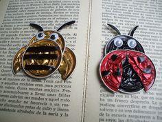 Image associée Color Dorado, Coffee Pods, Image, Kids, Ladybugs, Bees, Recycling, Handmade, Accessories