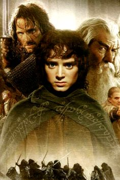 There's some good in this world, Mr. Frodo... and it's worth fighting for